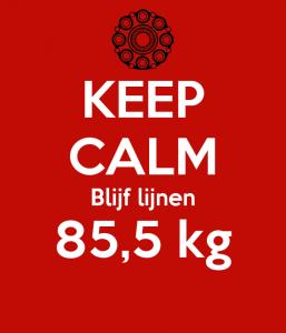 keep-calm-blijf-lijnen-85-5-kg